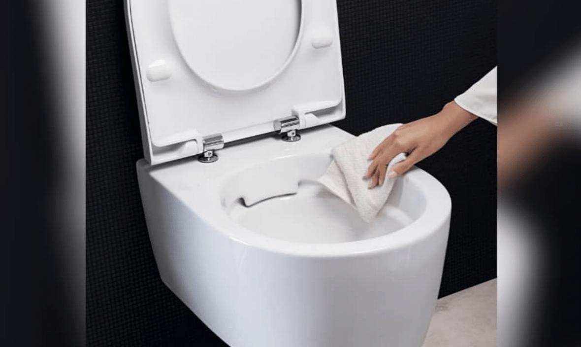 Конзолна WC школка Geberit