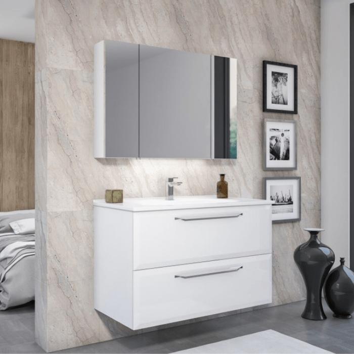 Мебел за бања Nuvola 80 cm